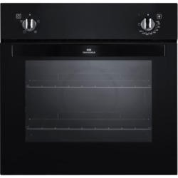 New World NW601F Fanned Electric Built In Single Oven - Black