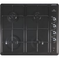 New World NWGHU601 60cm Gas Hob Black