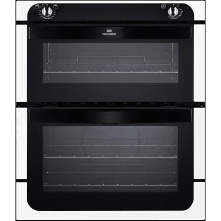New World NW701DO Electric Built Under Double Oven In White