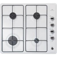 New World NWGHU601 60cm Gas Hob White