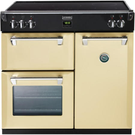 Stoves Richmond 900Ei 90cm Electric Range Cooker with Induction Hob - Champagne