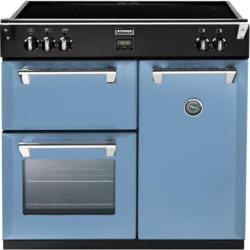 Stoves Richmond 900Ei Colour Boutique 90cm Electric Range Cooker with Induction Hob in Day's Break