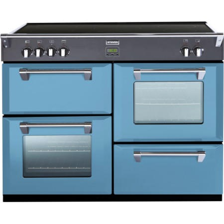 Stoves Richmond 1100Ei Colour Boutique 110cm Electric Range Cooker with Induction Hob - Day's Break