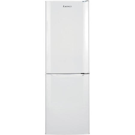 LEC TF50152 50cm Wide 1.52m Tall Freestanding Fridge Freezer White