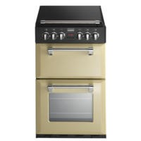 Stoves Richmond 550E Mini Range 55cm Electric Cooker in Champagne