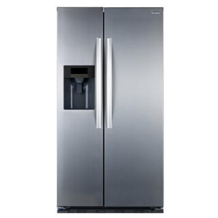 Stoves SXS90 Stainless Steel American Fridge Freezer