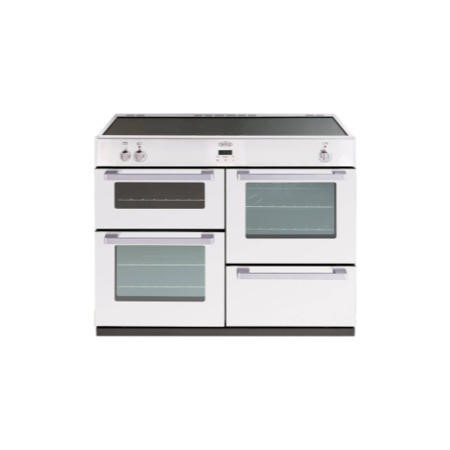 Belling DB4 110Ei 110cm Wide Electric Range Cooker With