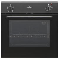 New World NW60FV Electric Built-in Single Oven Black