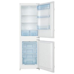 GRADE A2  - GDHA 444443377 UBSTAT5050 50-50 Integrated Fridge Freezer