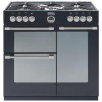 Stoves Sterling 900GT 90cm Gas Range Cooker Black