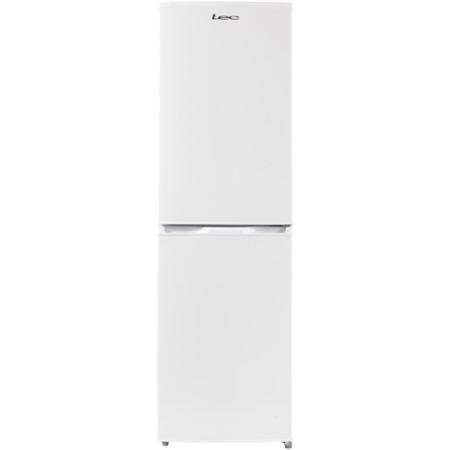 Lec TF55185W Freestanding No Frost Fridge Freezer