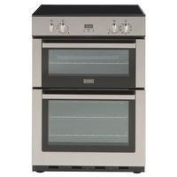 Stoves SE60MFPTi 60cm Electric Range Cooker With Induction Hob Stainless Steel