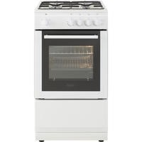 Belling FS50GSO 50cm Gas Single Cavity Cooker White