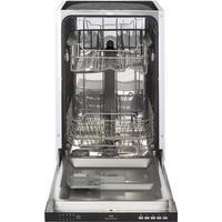 New World INDW45 45cm 9 Place Fully Integrated Dishwasher