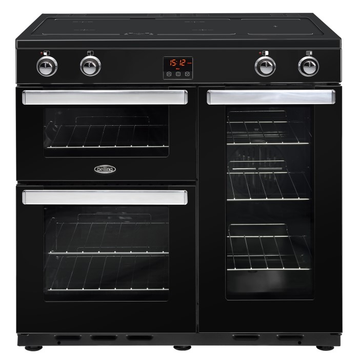 Belling 444444080 Cookcentre 90Ei 90cm Electric Induction