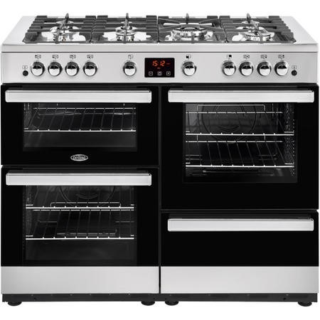 Belling 444444100 Cookcentre 110G 110cm Gas Range Cooker Stainless steel