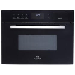 New World 444444190 Design Suite 45CS 34L 900W Built-in Combination Microwave & Steam Oven Black