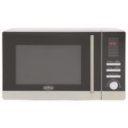 Belling FM2080S 20 Litre 800W Freestanding Microwave Oven Stainless Steel