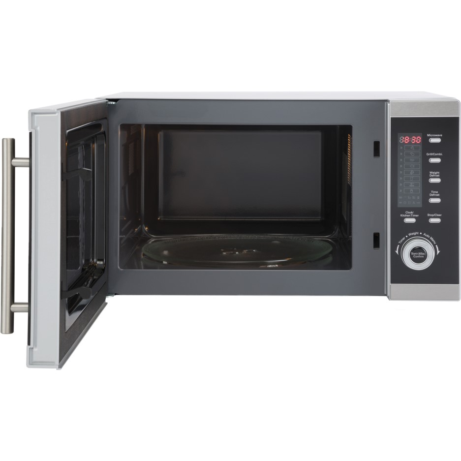 Belling Fm2590g 25l 900w Freestanding Microwave With Grill