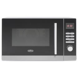 Belling FM2890C 28 Litre 900W Freestanding Combination Microwave Oven Stainless Steel