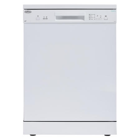 Belling FDW120 12 Place Freestanding Dishwasher - White