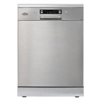 Belling FDW150 Ultra Efficient 15 Place Freestanding Dishwasher Stainless Steel Best Price, Cheapest Prices