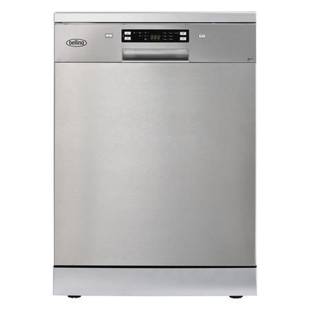 Belling FDW150 Ultra Efficient 15 Place Freestanding Dishwasher Stainless Steel