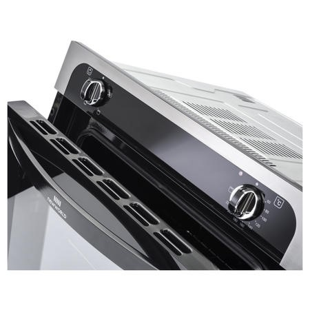 New World NW602V 73L Conventional Electric Single Oven - Stainless Steel
