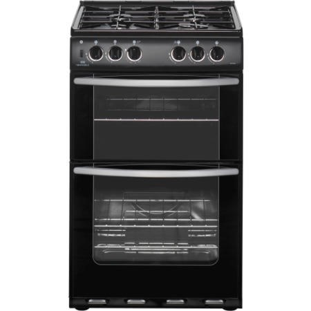 New World 55TWLG LP 55cm LPG Gas Cooker in Black