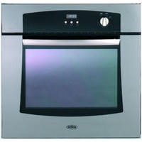 Belling XOU60LPG 60cm LPG Gas Single Oven in Satin Steel