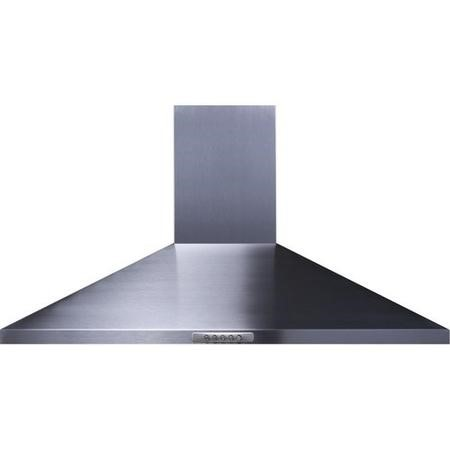 GDHA 444448844 CHIM90 90cm Chimney Cooker Hood Stainless Steel