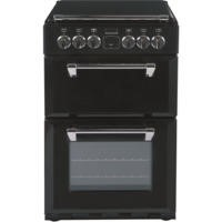 Stoves Richmond 550E Mini Range 55cm Electric Cooker in Black
