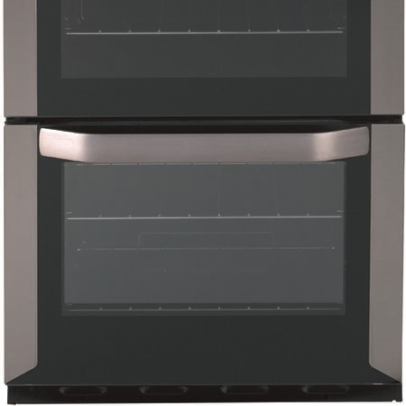 GRADE A1 - Belling FSG60TC 60cm Twin Cavity Gas Cooker in Stainless steel