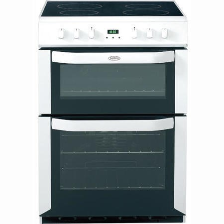 Belling Fse60dop 60cm Freestanding Double Oven Electric