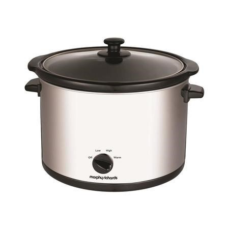 Morphy Richards 461006 Slow Cooker 5.5L