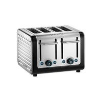 Dualit 46505 Architect 4 Slot 2.2kw Brushed Toaster