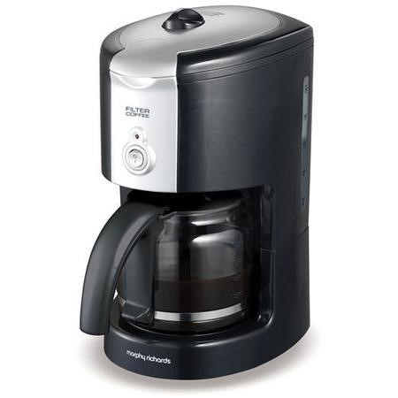 Morphy Richards Coffee Maker 47094 Instructions : Morphy Richards 47041 Compliments Manual Filter Coffee Maker Black Appliances Direct
