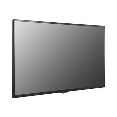 "49"" Black LED Large Format Display Full HD 350 cd/m2 18/7 Operation"