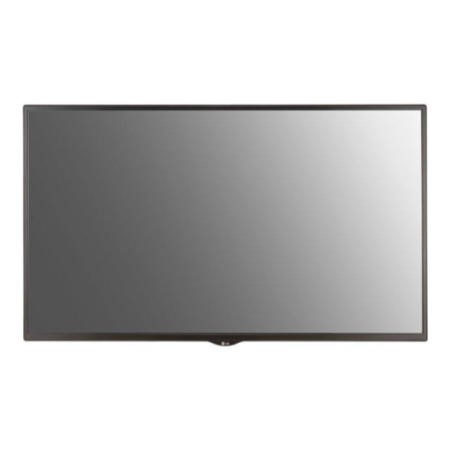 LG 49in LED Large Format Display 1920 x 1080 Black 24/7 450 cd/m2