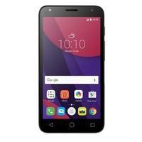 "Alcatel Pixi 4 Black 5"" 8GB 3G Unlocked & SIM Free"