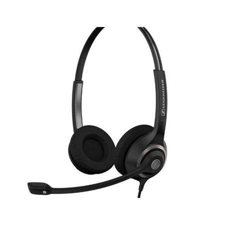 Sennheiser SC 260 Duo NSE CNL Headset - Call Centre