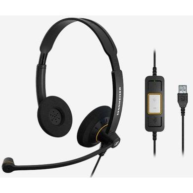 Sennheiser SC 60 USB ML Duo Headset
