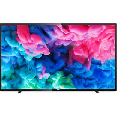 GRADE A3 - Refurbished Philips 50PUS6503 50 4K Ultra HD HDR LED Smart TV with 1 Year Warranty