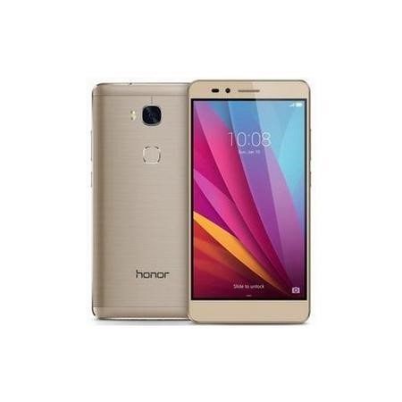 "Honor 5X Gold 5.5"" 16GB 4G Dual SIM Unlocked & SIM Free"