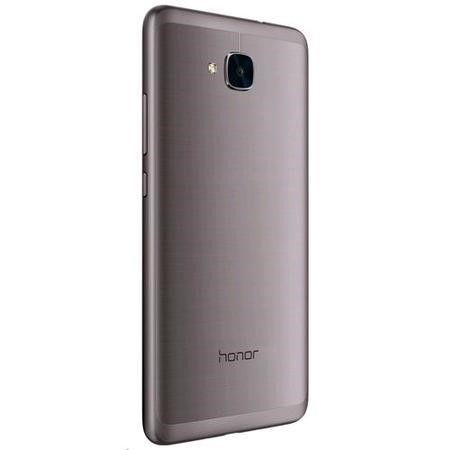"Honor 5C Dark Grey 5.2"" 16GB 4G Dual SIM Unlocked & SIM Free"