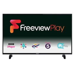 Finlux 55 Inch 4K Ultra HD Smart LED TV with Freeview Play and Freeview HD plus DTS TruSound