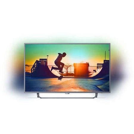 "GRADE A1 - Philips 55PUS6272 55"" 4K Ultra HD HDR Ambilight LED Smart TV with 1 Year Warranty - Wall Mountable Only No Stand Provided"