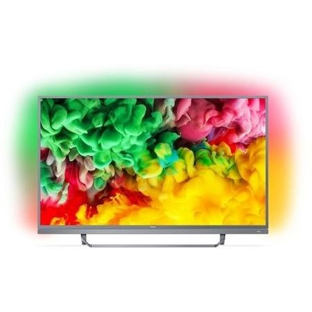 "GRADE A2 - Philips 55PUS6803 55"" 4K Ultra HD Smart HDR LED TV with 1 Year Warranty"