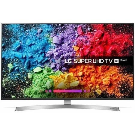 "GRADE A2 - LG 55SK8500PLA 55"" 4K Ultra HD Smart HDR LED TV with 1 Year Warranty"
