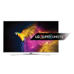 GRADE A1 - As new but box opened - LG 55UH770V 55 Inch Smart 4K Ultra HD HDR LED TV